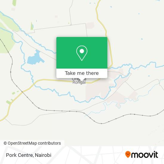 Pork Centre map