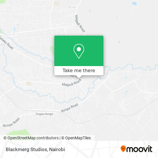 Blackmerg Studios map