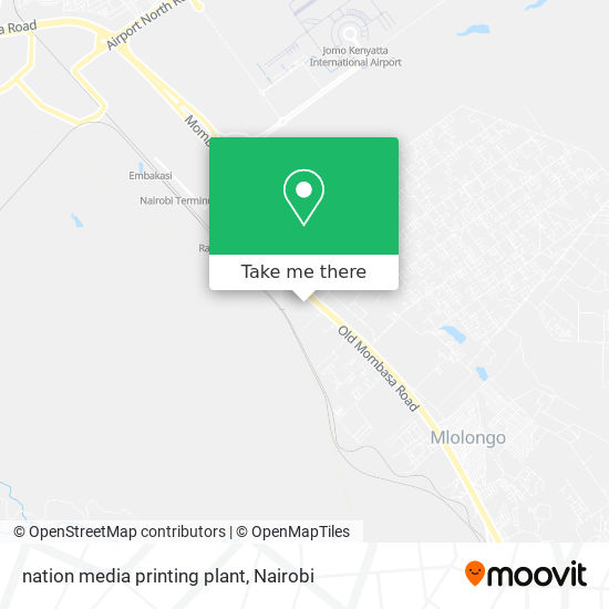 nation media printing plant map