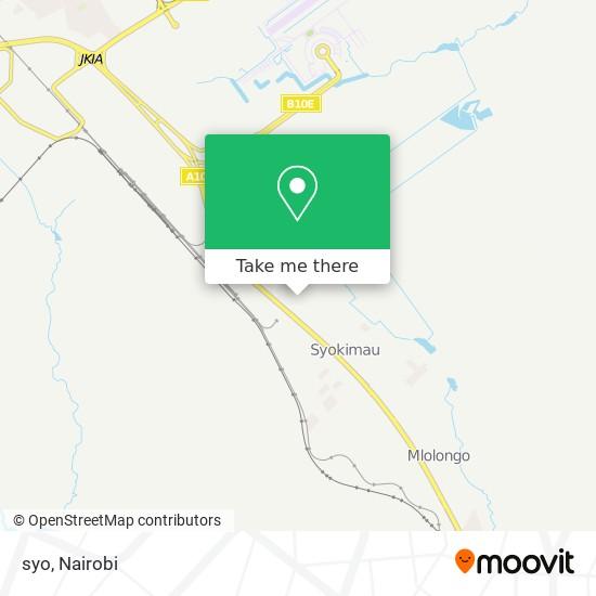 syo map
