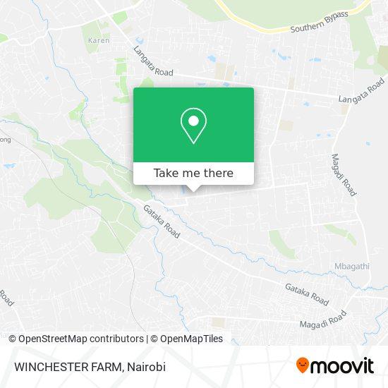 WINCHESTER FARM map