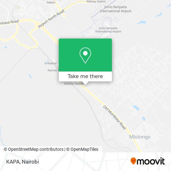KAPA map
