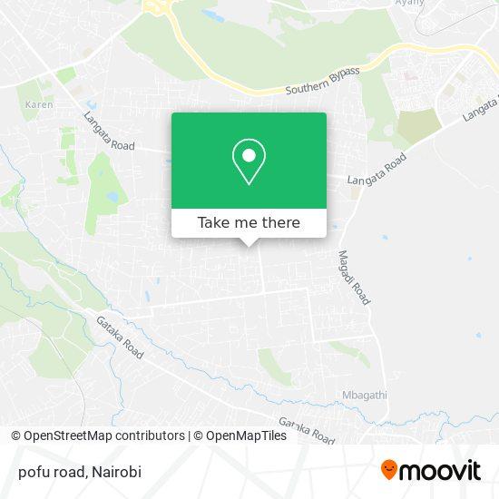 pofu road map