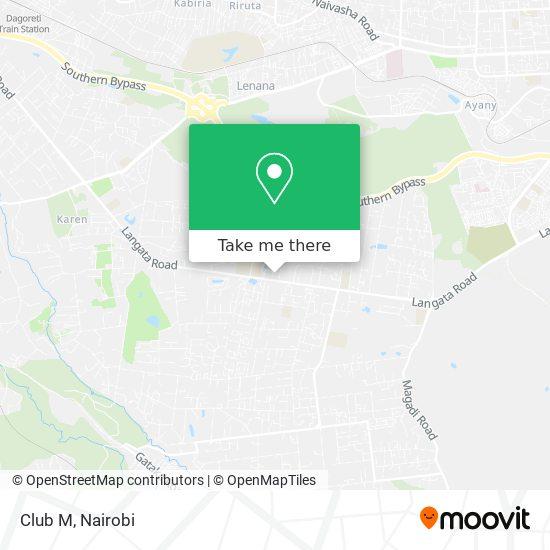 Club M map