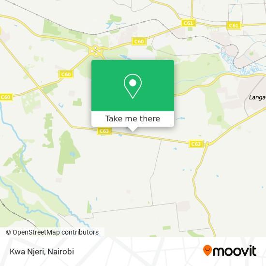 Kwa Njeri map