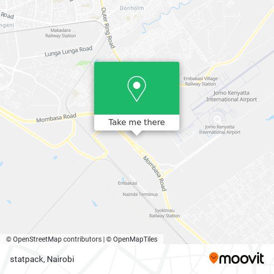 statpack map
