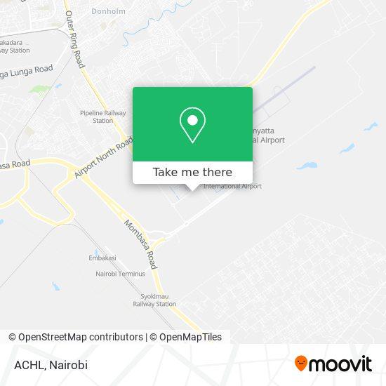 ACHL map