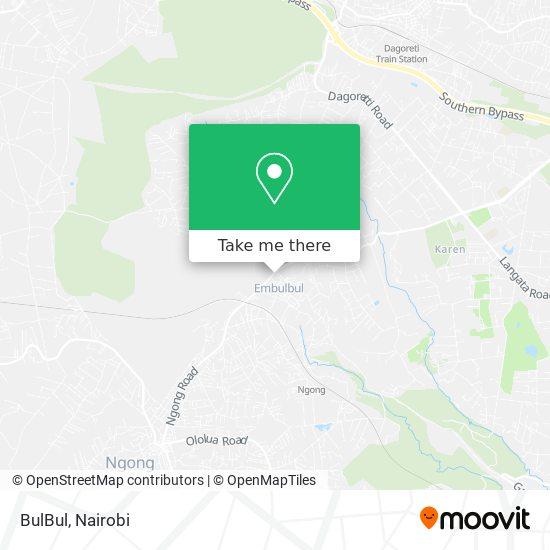 BulBul map