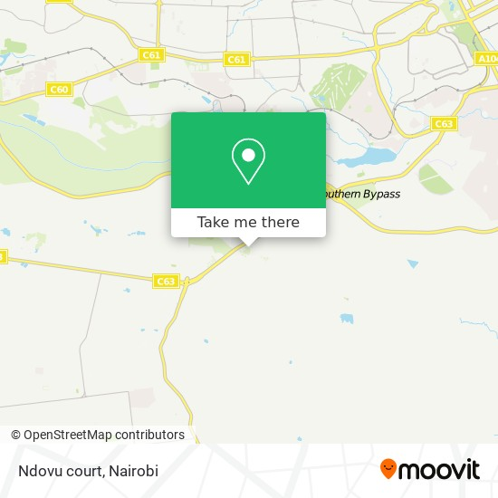 Ndovu court map