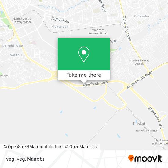 vegi veg map