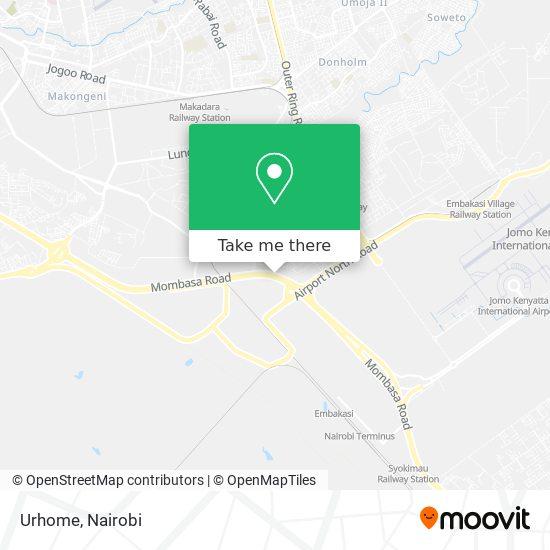 Urhome map