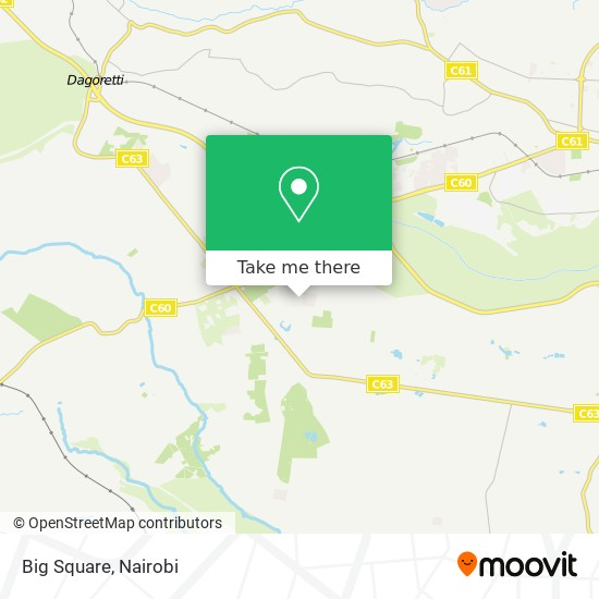 Big Square map