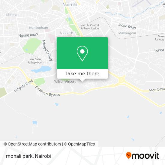 monali park map