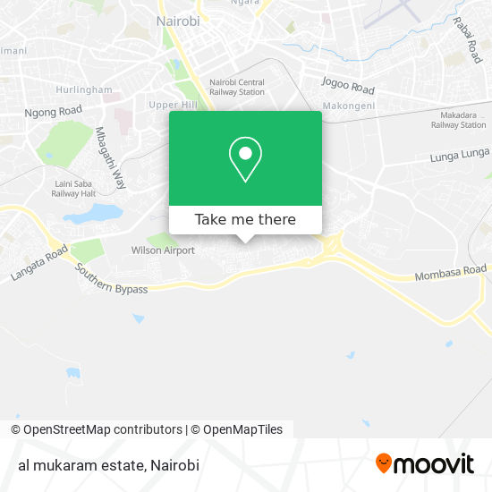 al mukaram estate map