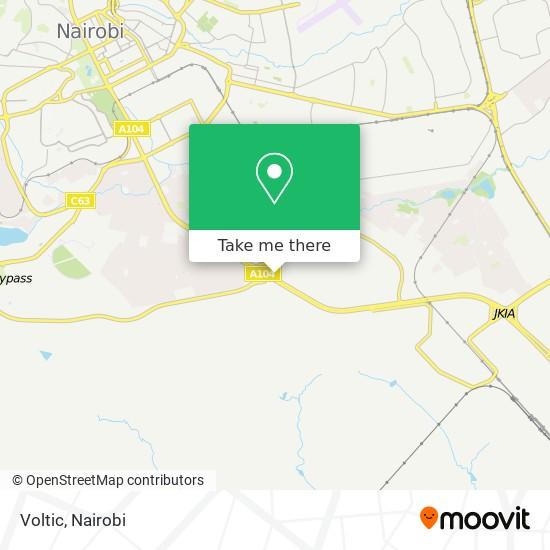 Voltic map