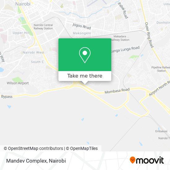 Mandev Complex map