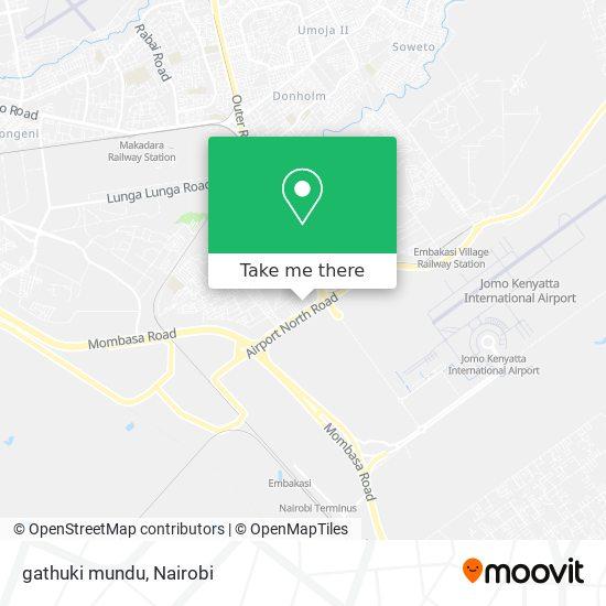 gathuki mundu map