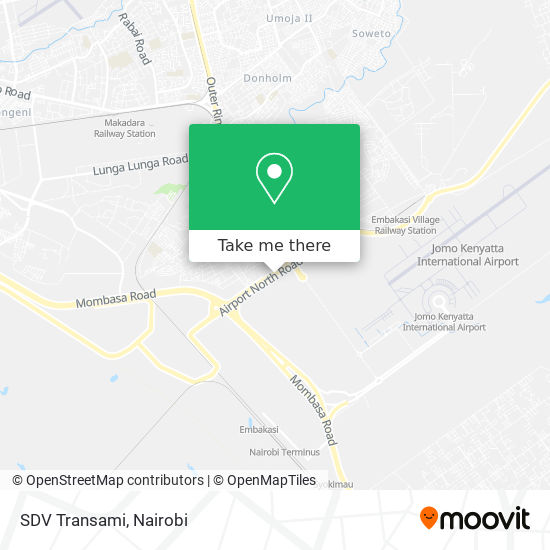 SDV Transami map