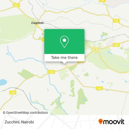 Zucchini map