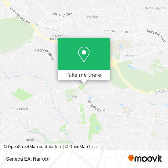 Seneca EA map