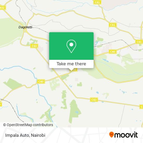 Impala Auto map