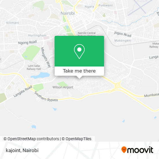 kajoint map
