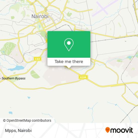 Mpps map