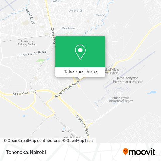 Tononoka map