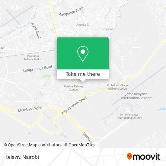 telaviv map