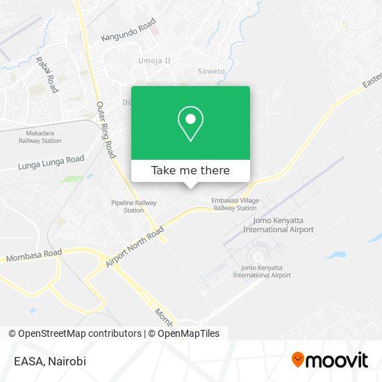 EASA map