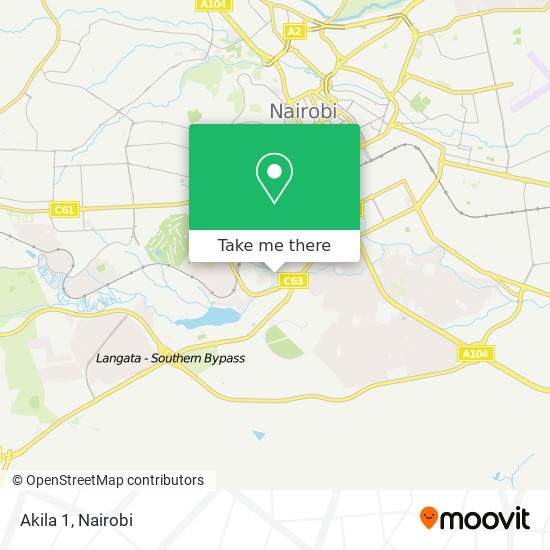 Akila 1 map