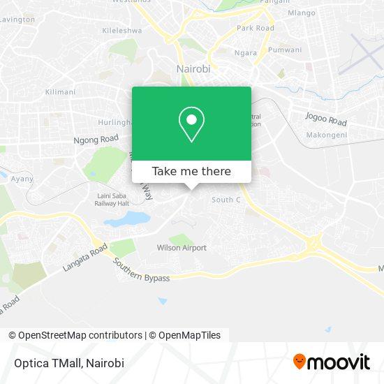 Optica TMall map