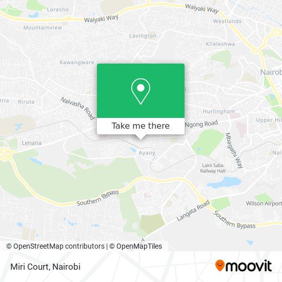 Miri Court map