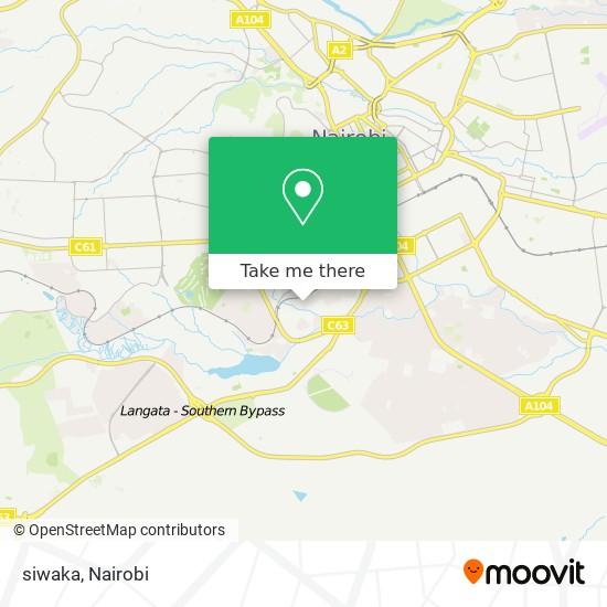 siwaka map