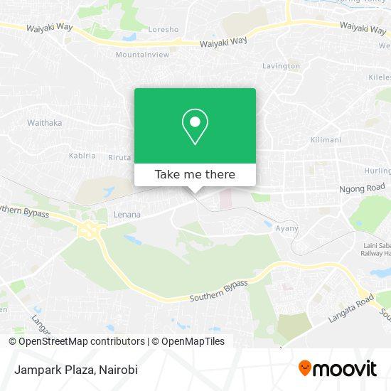 Jampark Plaza map