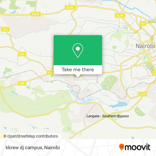 kkrew dj campus map