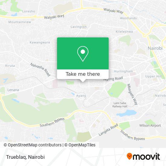 Trueblaq map