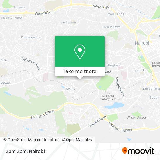 Zam Zam map