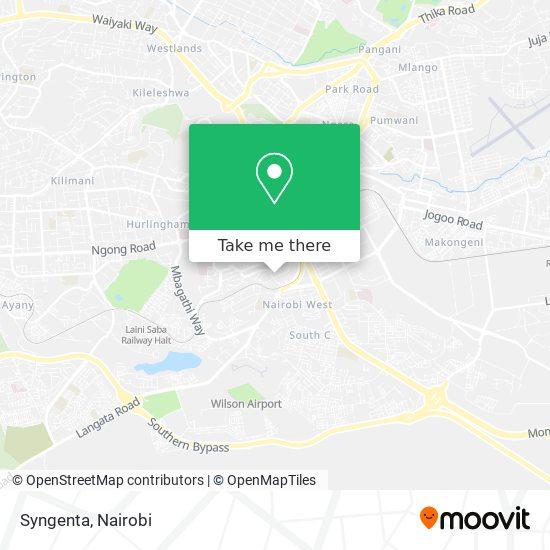 Syngenta map