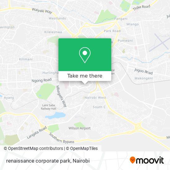 renaissance corporate park map
