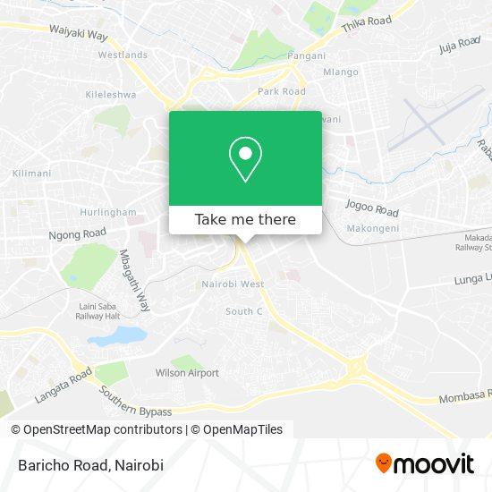 Baricho Road map