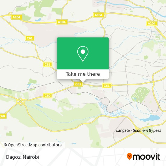 Dagoz map
