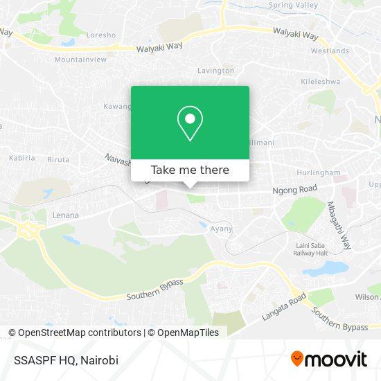 SSASPF HQ map