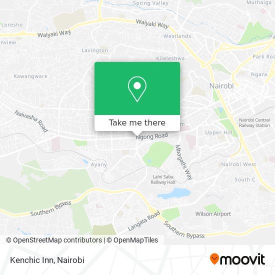 Kenchic Inn map