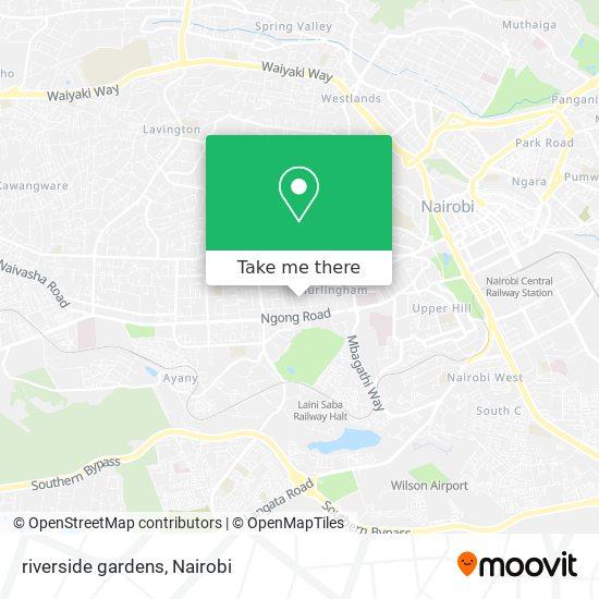 riverside gardens map