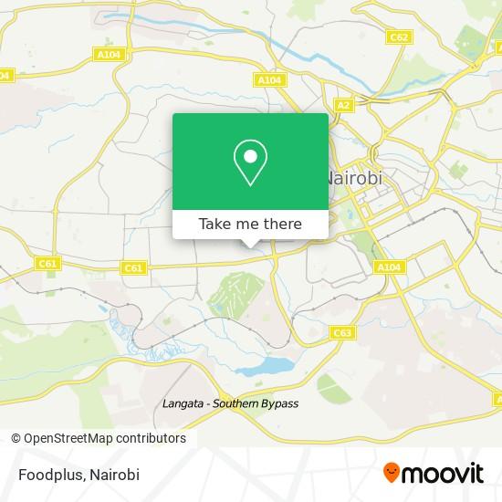 Foodplus map
