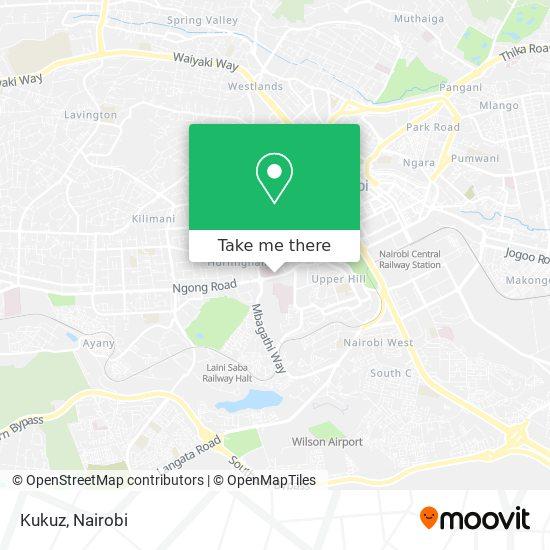 Kukuz map