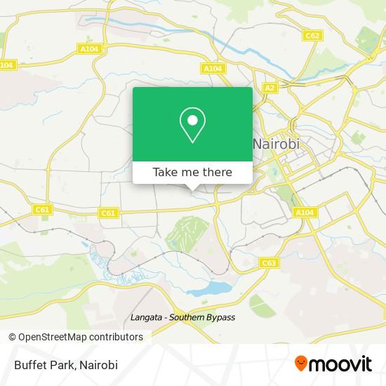 Buffet Park map