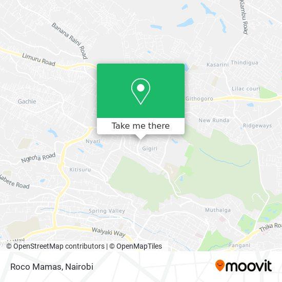 Roco Mamas map