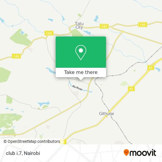 club i.7 map